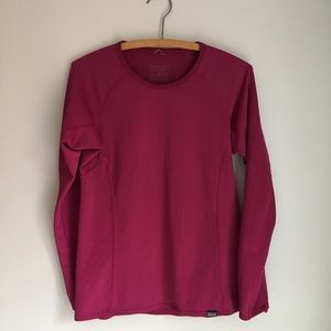 Patagonia Capilene Medium Weight Top